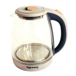 Чайник Rainberg RB-902 1.8 L стеклянный