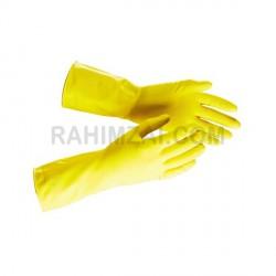 Перчатки латексные хозяйственные