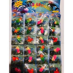 Игрушка растишка Рыбки 24 шт в упаковке