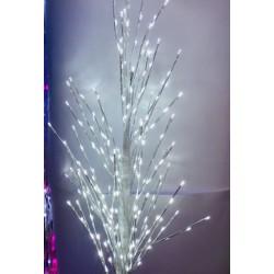 Светодиодное уличное дерево 224 Led 2.2. м Холодно-- белое № 768