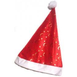 Новогодняя Шапка Деда Мороза (12 шт. в уп.)