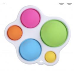 Симпл Димпл Сенсорная игрушка Simple Dimple антистресс поп ит