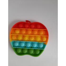 Игрушка Pop it Антистресс Пупырка,Поп ит силиконовый радужный в ассортименте