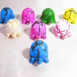 Игрушка-напухашка «Черепахи цветные» (30шт./упаковка)