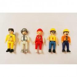 Игрушка человечек LEGO 7 см №232