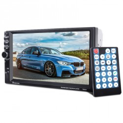 Автомобильная магнитола 2DIN/MP5 + GPS NAVIGATION (7021)