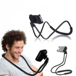 Держатель универсальный на шею для телефона Lazy Neck Phone Holder / ART-0286
