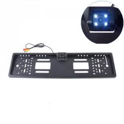 Камера заднего вида EU Car Plate Camera JX-9488 (только черный)