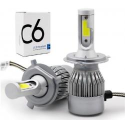 Светодиодные лампы LED XENON Ксенон CE6 H4 (C6)