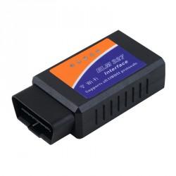 Автомобильный сканер OBD2 адаптер ELM327 версия 1.5 WIFI Car Diagnostic (с диском)/ ART-0482