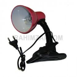 Лампа настольная — светильник на прищепке