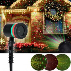 Лазерный проектор Star shower для улицы наружный