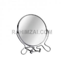 Зеркало металлическое 2-х стороннее на подставке № 6