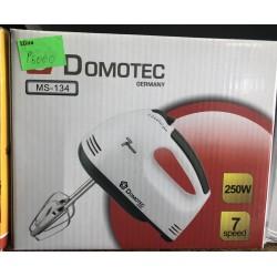 Миксер ручной Domotec MS-134 7 скоростей